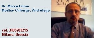 Dr. Marco Firmo, Andrologo